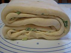Medvehagymás pogácsa :: Ami a konyhámból kikerül
