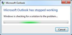 Get the complete #solution why #Outlook got #crashed when I am tried to read an #email from the inbox. Read more: http://www.msoutlookware.com/error/corrupt-emails-crashes-outlook.html