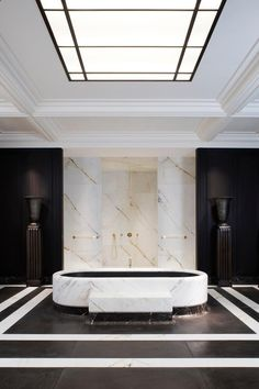 DecoreForYou - Maharjah bathroom by Joseph Dirand for Louis Vuitton (photo by Adrien Dirand) _
