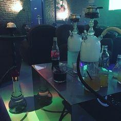 SMOKE  #chicha #shisha #smoke #lyon #campuschicha #night #friends #team974 #fumo #narguitest #socialsmoke by fab_fc974