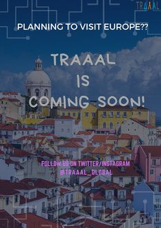Planning To Visit #Europe??   #Traaal can Save Your Time.   We are Coming Soon! \m/   #FollowUs and #StayTuned (^_^)   #travel #nature #life #travelphotography #photography #comingsoon #colours #scenery #budapest #hungary #tourists #tours #startups #business #socialmedia #traveltips #ilovetravel #ilovetravelling #adventures