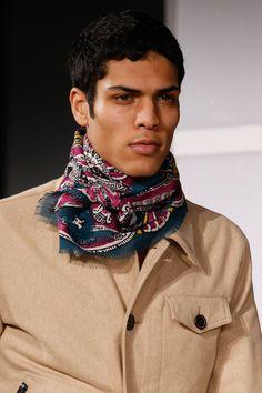 Hermès Fall 2016 Menswear Fashion Show Details