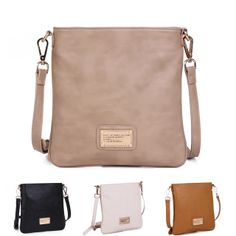 Marc By Marc Jacobs Women Shoulder Bag Beige M40044 MJ#3192 -$28
