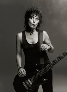 Joan Jett-Saw her last summer in OKC, absolutely amazing, would love to see again.