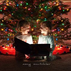 Get tips on this Christmas Photo tutorial at…