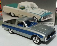 61 Ford Falcon Ranchero