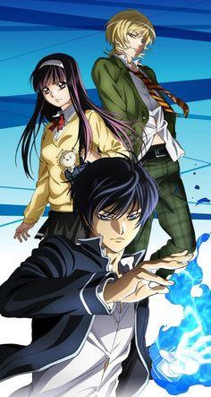 Fall 2012 -- Code:Breaker I Love Anime, Me Me Me Anime, Code Breaker, New Challenger, Fanart, Dear God, New Shows, Manga Art, Anime Characters