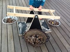 An idea on Tuesday: Maths In The Playground