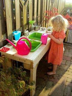 Buiten keuken