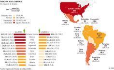 La obesidad en América