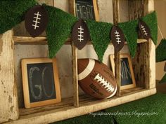 Super Bowl Party Pennant we love! Free Football, Football Humor, Football Shirts, Soccer Humor, Football Tailgate, Football Stuff, Football Treats, Football Banner, Football Fever