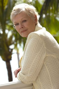 """""""I get sillier as I get older, so I don't know what wisdom means. I can only pass on something that I've been acquainted with and let whomever it is pick the bones out of it."""" quote by Dame Judi Dench, found in Andrew Zuckerman's 2008 book """"Wisdom"""" (wisdom book.org)"""