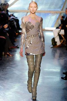 Rodarte Fall 2009 Ready-to-Wear Collection Photos - Vogue