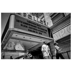 New York #newyork #newyorkcity #newyorkphoto #newyork_instagram #new_york #new_york_city #apollotheater #bwphotography #bw_lover #bw_crew #bw #blackandwhitephotography #photoftheday
