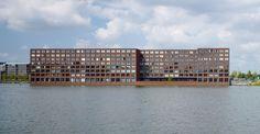 Diener 0722-JAV Apartment-Buildings-KNSM-and-Java-Island Amsterdam P5919-0218R