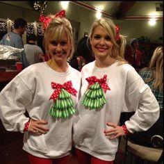DIY Ugly Christmas Sweater | Holiday Stuff