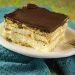 No-Bake Chocolate Eclair Dessert...This could be a Great Weight Watchers Dessert
