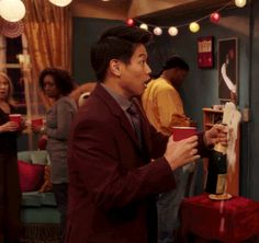 "I got Dong Nguyen! Which ""Unbreakable Kimmy Schmidt"" Character Are You?"