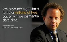 Jeremy Howard at the World Economic Forum Annual Meeting of the New Champions World Economic Forum, New Champion, Annual Meeting, Leadership Quotes, Insight, Revolutions, Inspirational Quotes, Bilbao, Big Data