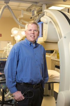 Meet our Docs: Cardiologist John Pickrell says taking care of your heart is a team effort