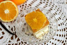 Dietetyczne ciasto z pomarańczą   Zdrowe Przepisy Pauliny Styś