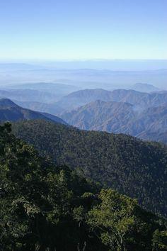 view form El pico duarte! - Manabao, La Vega