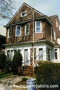 Saturday Night Fever location: the Manero house: 221 79th Street, Bay Ridge, Brooklyn