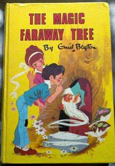 My favourite childhood book- Sean. The Magic Faraway Tree ~ Enid Blyton Jo/Fanny/Bessie characters 1971 Hardback 1980s Childhood, My Childhood Memories, Baby Memories, Enid Blyton Books, The Magic Faraway Tree, Vintage Children's Books, Old Toys, Children's Toys, Love Book