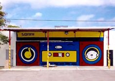 boombox by Sonni in Miami (LP)