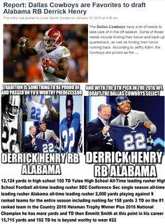 #derrickhenry #dallascowboys #alabama #2016nfldraft #dallascowboys #derrickhenry Derrick Henry Wants To Be A Dallas Cowboy  Derrick Henry Interview  - Says He  Plans To Wear #22 In The NFL - Dalla... #derrickhenry #dallascowboys #derrick #henry #dallas #cowboys #2016nfldraft #2016 #nfl #draft #jerryjones #stephenjones @last_king_2 @@KingHenry_2