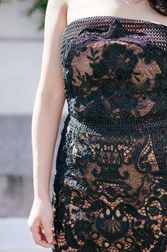 Rochelle Lace Dress