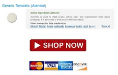 24h Online Support Service / Best Place To Order Tenoretic 100 mg online