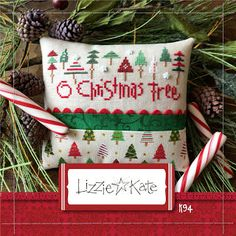 "LIZZIE KATE ""O Christmas Tree Kit"" 