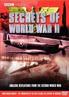 Secrets of World War II BBC Video