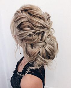 updo hairstyle,wedding hairstyle inspiration,braids,braided updo ,bridal updo