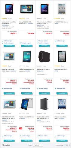 Soldes Tablette Carrefour - Votre Tablette Tactile pas cher