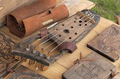 Viking musical instrument