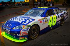 Lowes #48 ~ Driver Jimmie Johnson