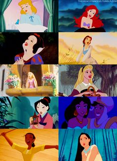 Singing - I pretend I'm a Disney princess with Lea Salonga's angelic voice when no one is listening.