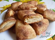 Nejlepší recepty - Nejlepší top populární recepty | NejRecept.cz Pretzel Bites, French Toast, Food And Drink, Bread, Cooking, Breakfast, Glass, Bakeries, Recipes