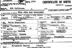 Family historians, one document is NOT proof!