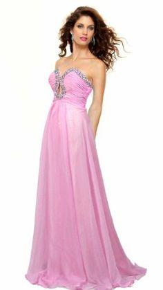 Faironly Light Pink Silk Chiffon Women's Evening Formal Dress Party Gown (XL) FairOnly,http://www.amazon.com/dp/B00DTBOEJA/ref=cm_sw_r_pi_dp_3nlPsb0XX32T0G9J
