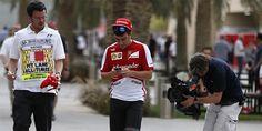 Alonso: 'No creo que tengamos el coche a batir'.