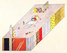 Archizoom, la superficie neutra ,1972
