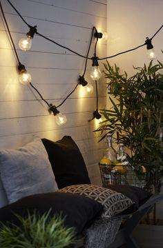Best Season Solar Beleuchtung, Circus, transparent, 50 x 14 x 6 cm, Solar, Wall Lights, Ceiling Lights, Led, Track Lighting, Home Decor, Terrace, Lighting, Balcony