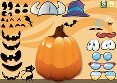 Halloween - Interactive Learning Sites for Education halloween educational Theme Halloween, First Halloween, Halloween Snacks, Halloween Birthday, Holidays Halloween, Halloween Kids, Halloween Crafts, Tni Maternelle, Bricolage Halloween
