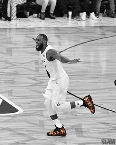"LeBron James • ""#TeamLeBron Wins"""