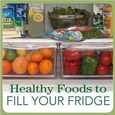 The Best Foods to Stock Your Fridge | Diabetic Living Online