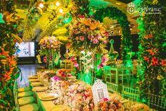 """Boda """"Jardín Escondido"""" en Corrientes #deco #event #wedding"""