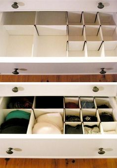 HOME & GARDEN: 50 (new) tricks to store everything in the house!